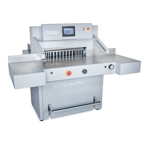 "Formax Cut-True 31H 28"" Hydraulic Guillotine Cutter (Cut-True31H) - $20989.75 Image 1"