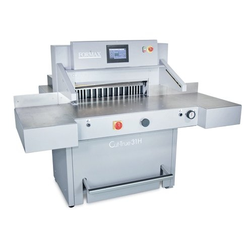 "Formax Cut-True 31H 28"" Hydraulic Guillotine Cutter (Cut-True31H) Image 1"