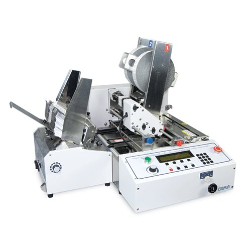 Formax FD 282 Double-Head Edge Tabber with Synchronized Feeder (FD 282SF) Image 1