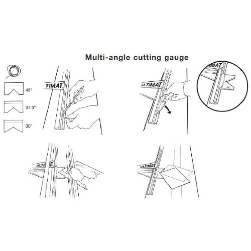 Keencut Multi Angle Cutting Gauge (61220) Image 1