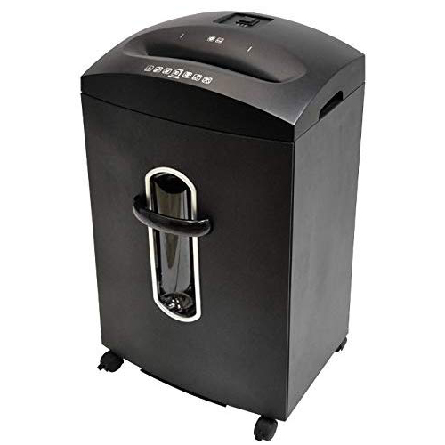 Sentinel Pro 30-Sheet Level P-2 Heavy Duty Strip-Cut Paper Shredder (FS3150PA) Image 1
