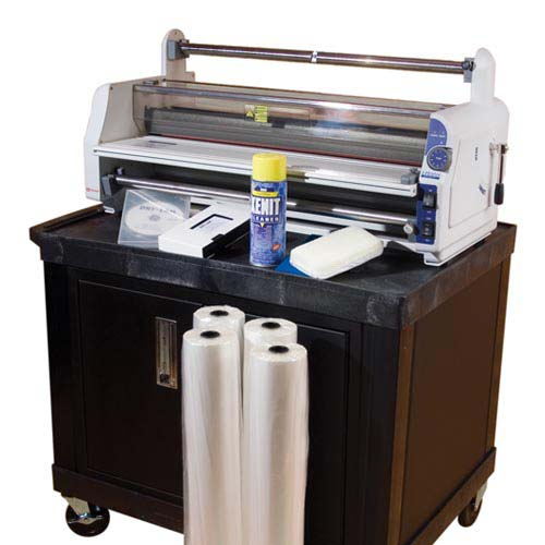 Laminating Machine with Rollers Image 1