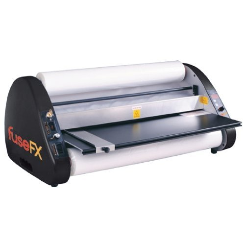"FuseFx 27"" Variable Speed Desktop Roll Laminator w/ Cooling Fans (FX27Plus)"