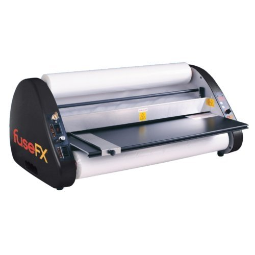 "FuseFx 27"" Desktop Roll Laminator with Heated Rollers (FX27Pro)"