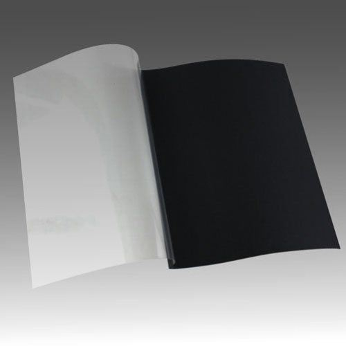 GBC Black Binding Covers Image 1