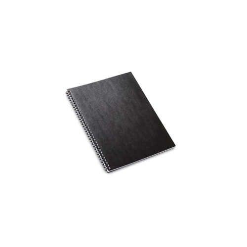 "GBC Black 8.75"" x 11.25"" Regency Covers 200pk (2000712G) - $114.01 Image 1"