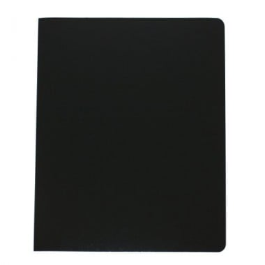 "GBC Black 8.75"" x 11.25"" Regency Leatherette Covers (GBCBLK8.75X11.25RLC) Image 1"