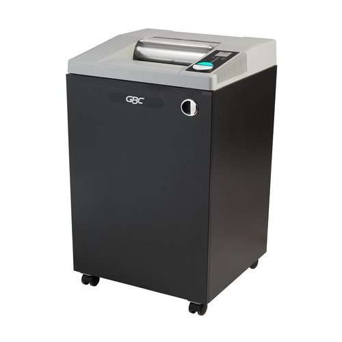 GBC CM11-44 TAA Compliant 11-Sheet Level P-5 Micro-Cut Commercial Shredder (GBC-1753240BF) - $3627.35 Image 1