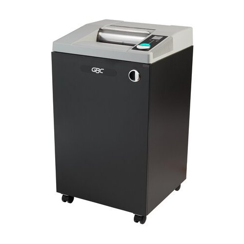 GBC CX40-59 TAA Compliant 40-Sheet Level P-3 Cross-Cut Commercial Shredder (GBC-1753210BF) Image 1