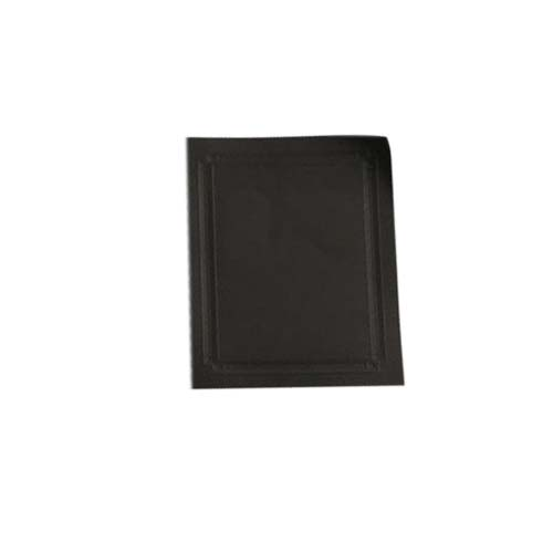 Black Bevel Frame Binding Covers Image 1