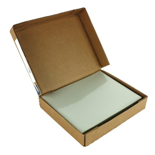 Clear Plastic Binding Covers Image 1