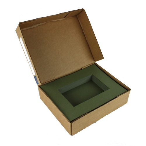 "GBC ECO Friendly Green Recycled 8.5"" x 11"" Paper Binding Covers 100 Sets (25815) Image 1"
