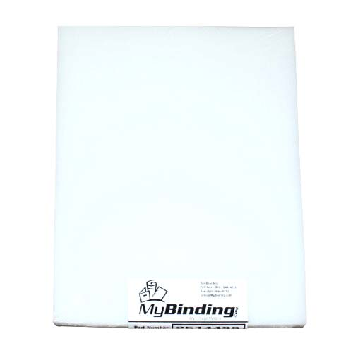 14mil Frost Binding Covers Image 1
