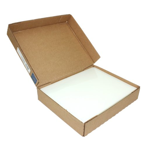 "GBC Frost 14mil ClearView 8.75"" x 11.25"" Poly Covers 100pk (2000915G) Image 1"