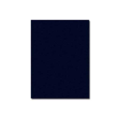 "GBC Navy 8.5"" x 11"" Proclick Punched Regency Covers 200pk (9742495GX) Image 1"