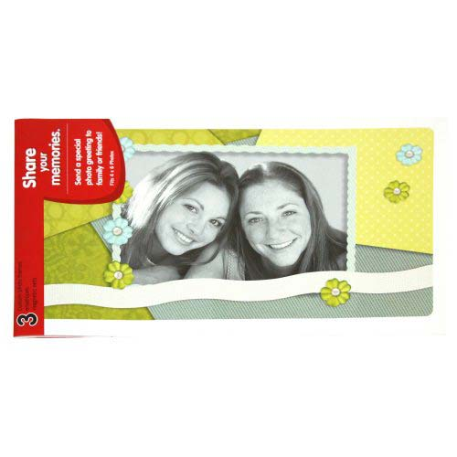 GBC PhotoPop SelfSeal Framed Pouches - Scrapbook - 3pk (W59403) Image 1
