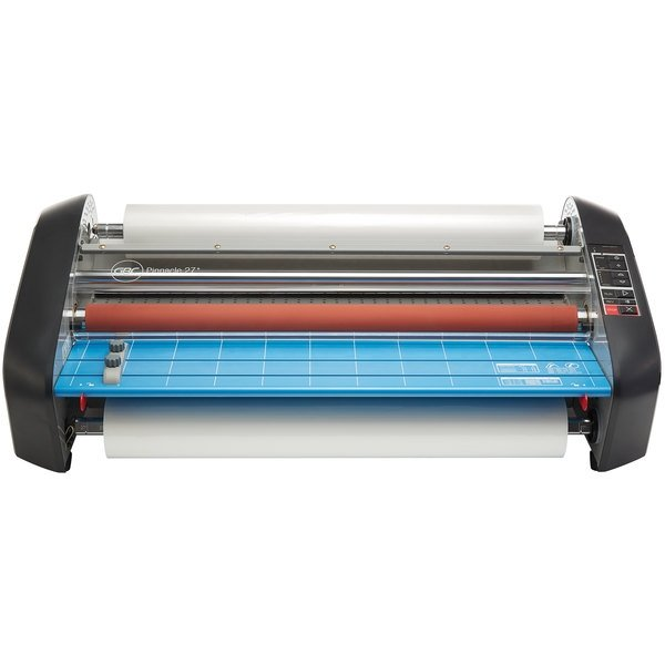 Load Film in GBC Pinnacle 27 Laminator Image 1