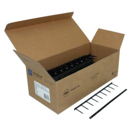 Black Velobind Binding Supplies Image 1