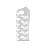 GBC Premium Clear Plastic Combs (GBCPPCCLR100) Image 1