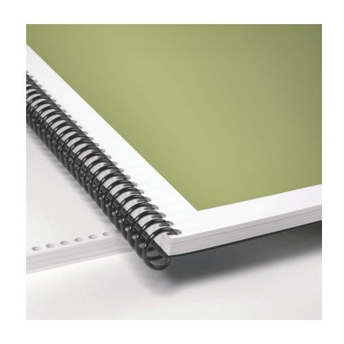 Clear Spiral Coil Binding Supplies Image 1