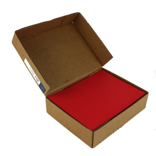 "Red Grain 8.5"" x 11"" Covers (200pk) (9742428G-X) Image 1"