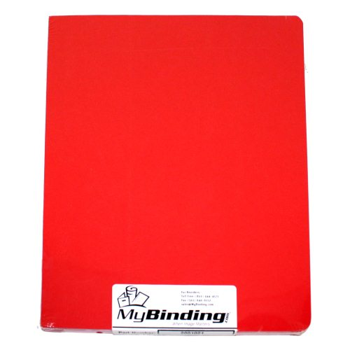 "Red Grain 8.75"" x 11.25"" Covers (50pk) (2001021X)"