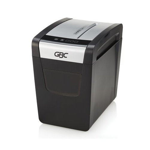 GBC ShredMaster PSX12-06 12-Sheet Level P-3 Cross-Cut Shredder (GBC1757408) Image 1