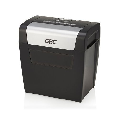 GBC ShredMaster PX06-04 6-Sheet Level P-4 Cross-Cut Shredder (GBC1757403), Work from Home Products Image 1