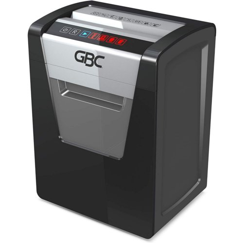 GBC ShredMaster SX15-06 15-Sheet Level P-4 Cross-Cut Shredder (GBC1758500), Work from Home Products Image 1