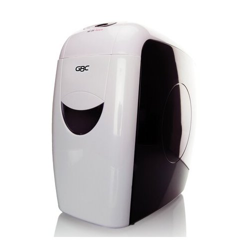 GBC Style+ 7-Sheet Level P-4 Cross-Cut Shredder (GBC1758581), Work from Home Products Image 1