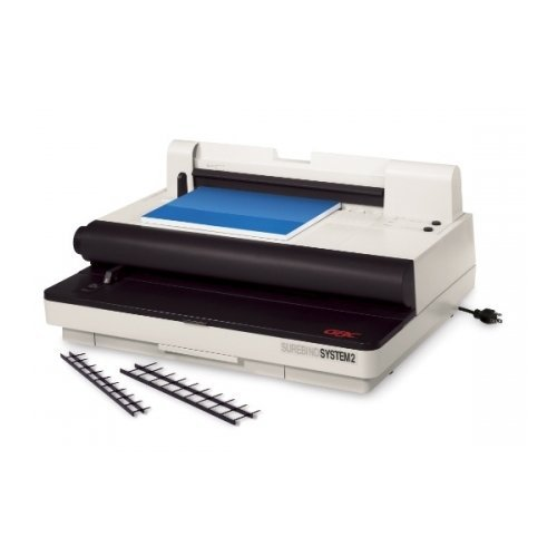 GBC Binding Machine Manual Image 1