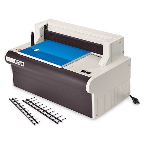 GBC Automatic Binding Machine Image 1