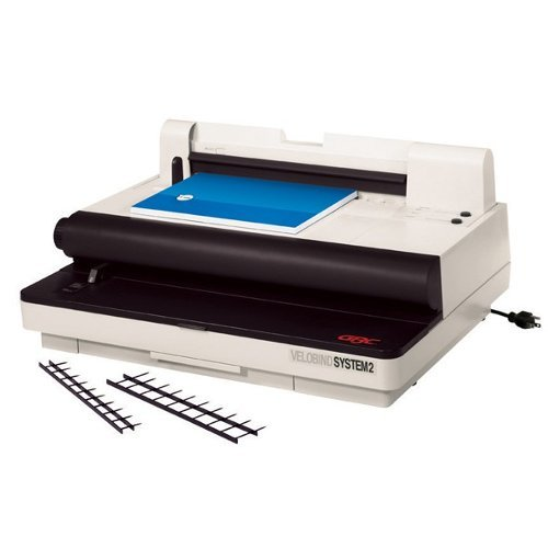 GBC VeloBind System Two Binding Machine (9707030) Image 1
