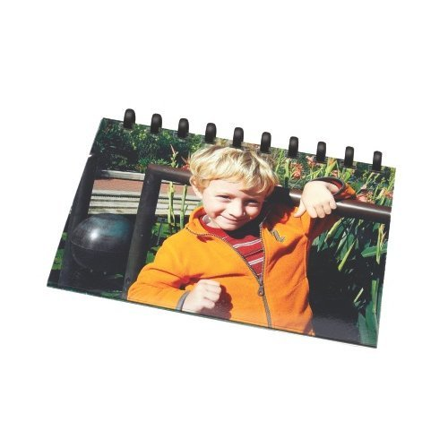 "GBC ZipBind 4"" x 6"" Pre-Punched Photo Cover Kit 2pk (26012) Image 1"