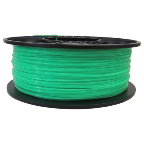 Gecko Green 3mm PLA Filament 2.5LB Spool (GKGPLAFSPOOL3) Image 1