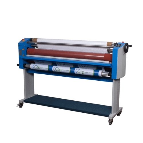 "GFP 363TH 63"" Top Heat Wide Format Roll Laminator (363-TH) Image 1"