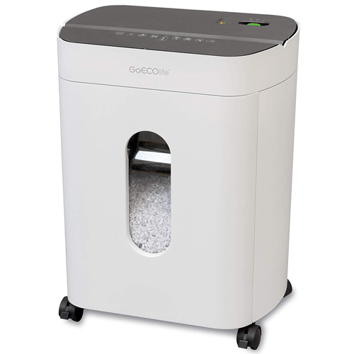 Goecolife Small Business Paper Shredders Image 1