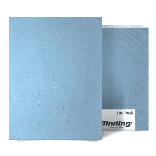 Ocean Blue Grain Binding Covers (MYGROB) Image 1