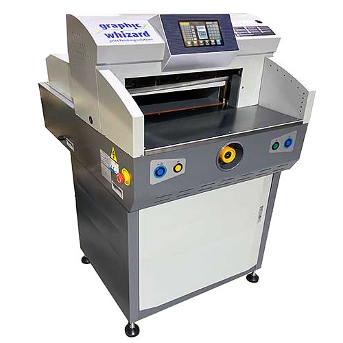 "Graphic Whizard FL 490Z 19.3"" Programmable Electric Paper Cutter (FL-490Z) - $9335 Image 1"
