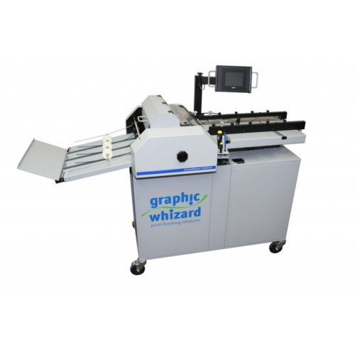 Graphic Whizard Wizard CreaseMaster Platinum Pneumatic Creaser (CreaseMasterPLTNM), Scoring Equipment Image 1