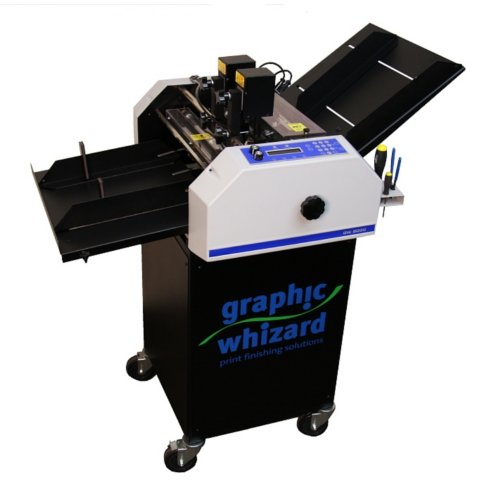 Graphic Whizard Wizard GW 8000P Number/Perf/Score/Slit Machine (GW8000P) Image 1