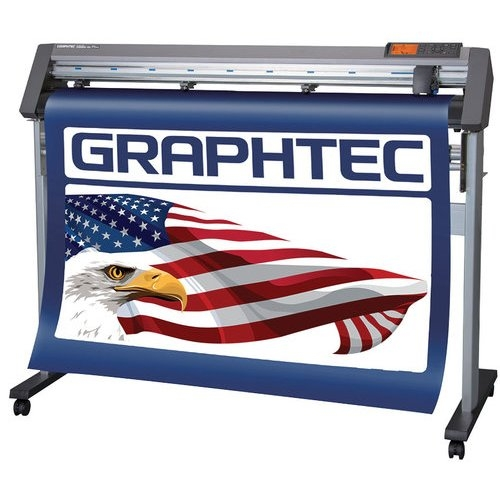 "Graphtec 48"" Vinyl Cutter and Plotter with Stand (CE6000-120 Plus) - $3495 Image 1"