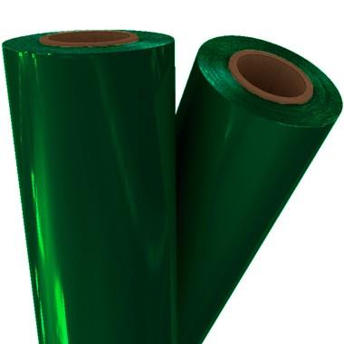 "Green Pigment 8"" x 100' Laminating / Toner Fusing Foil (PG-GRN-30-8) Image 1"