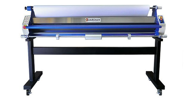 "Supply55 Guardian 82"" Cold Wide Format Laminator (55-LM2100CL-01) - $9995 Image 1"