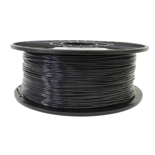 Gun Metal Gray 3mm PLA Filament 2.5LB Spool (GMGRYPLAFSPOOL3) Image 1
