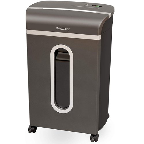 GoECOlife Platinum Series 16-Sheet Level P-4 Cross-Cut Paper Shredder (GXC160P) Image 1