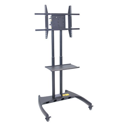 Luxor Rotating Adj Height Flat Panel Stand (FP3500) Image 1