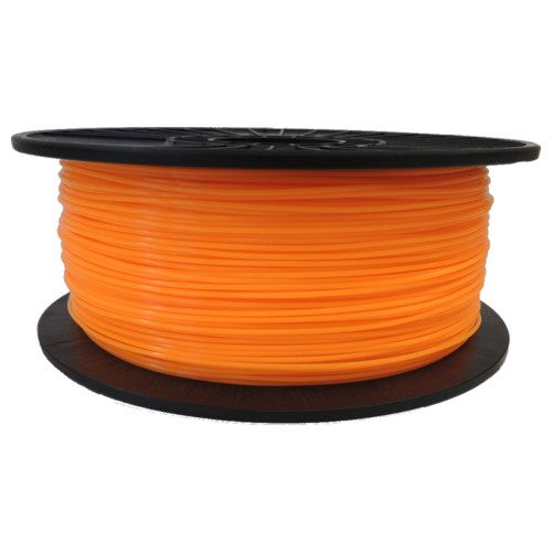 Halloween Orange 1.75mm PLA Filament 2.5LB Spool (HLORPLAFSPOOL175) Image 1