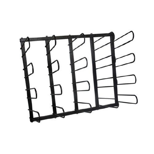Heavy Duty Media Roll Organizer Wall Rack (WR20) Image 1