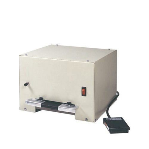 Heavy Duty Electronic Table-Top Slot Punch with Centering Guides (3943-1600) Image 1